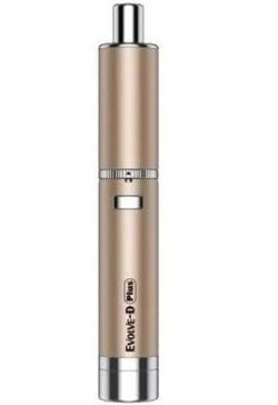 Yocan Evolve-D Plus champagne gold