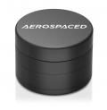Aerospaced 4-Piece Grinder Black
