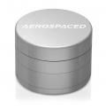 Aerospaced 4-Piece Grinder Silver