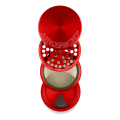 Aerospaced Grinder Red Split