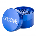 Groove Grinder Blue Open