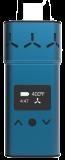 AirVape Xs Vaporizer Blue