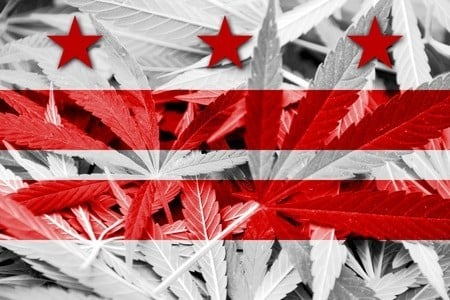 Recreational Marijuana Legalization Hits a Few Snags in D.C.