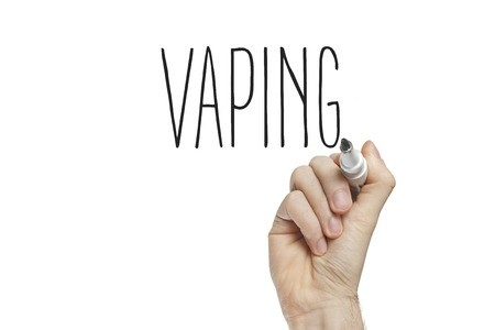 Reduce toxins with vaporizers