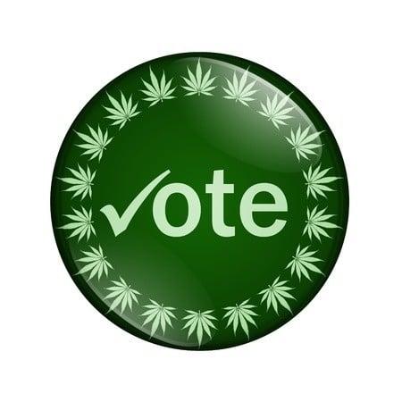Ohio Marijuana Vote
