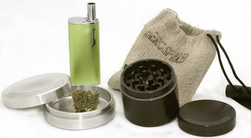 Vaping Marijuana